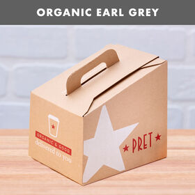 Organic Earl Grey Tea Box