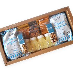 Pret's 'Feel Good' Juice & Snack Box