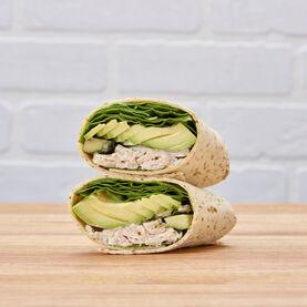 Turkey, Herbs & Avocado Wrap