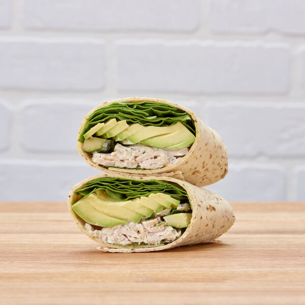 Turkey, Herbs & Avocado Wrap