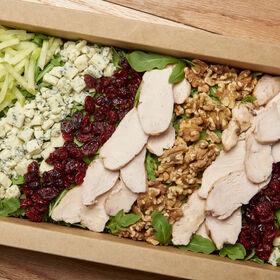 Chicken Waldorf Salad Platter