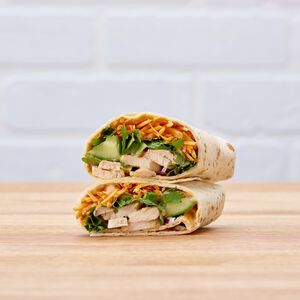 Bang Bang Chicken Wrap