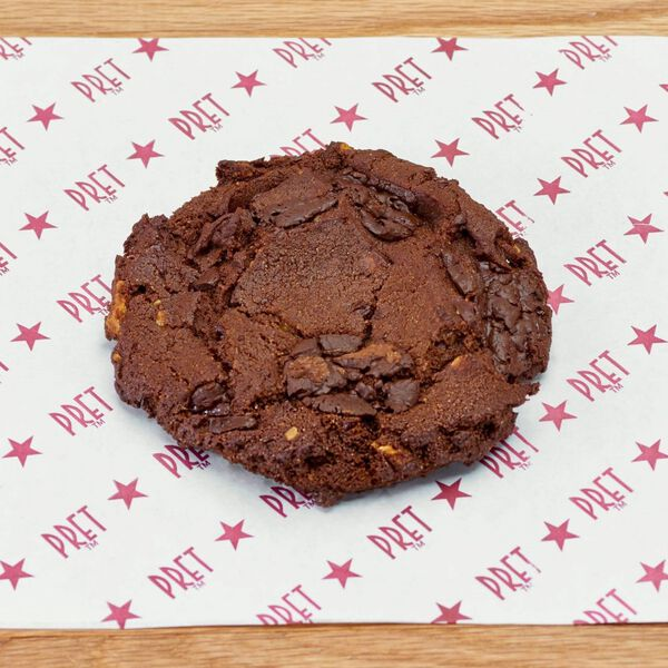 Dark Chocolate Almond Cookie
