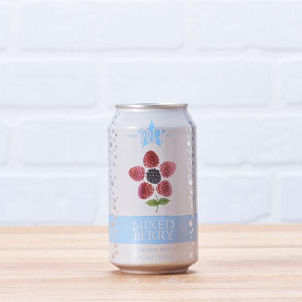 Mixed Berry Seltzer