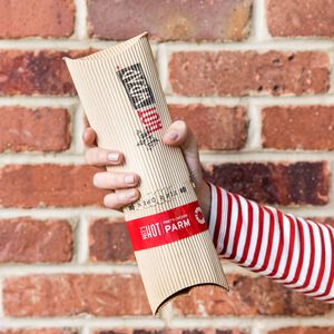 Pret's Chicken Parm Hot Wrap