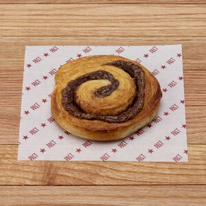 Pret's Cinnamon Swirl