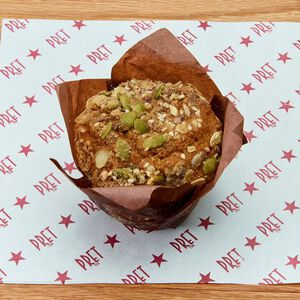 Pret's Morning Glory Muffin