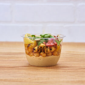 Moroccan Hummus Pot