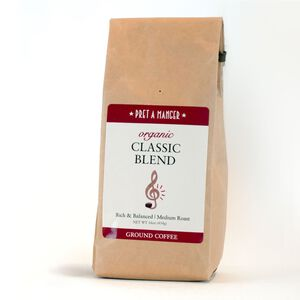 Ground Coffee - Pret's Organic Classic Blend