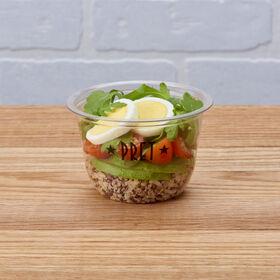 Egg & Quinoa Pot