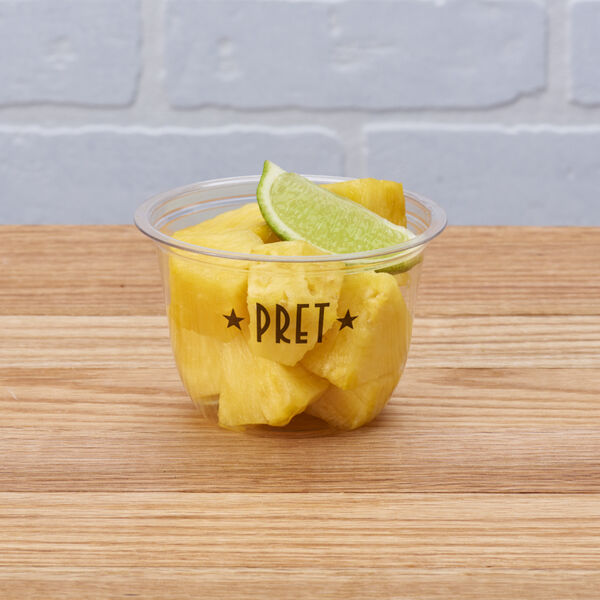 Pineapple & Lime Pot