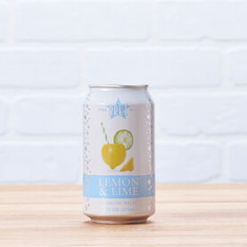 Pure Pret Sparkling Lemon & Lime