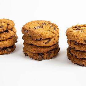 Chocolate Cookie Platter