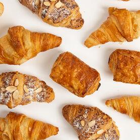 Croissant Selection Platter
