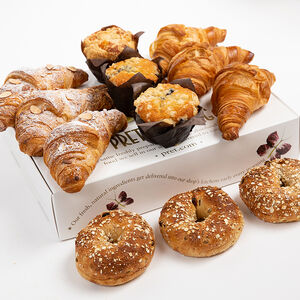 Pret's Bakery Box