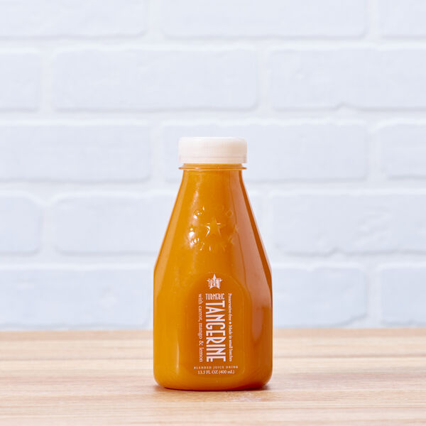Tangerine & Turmeric Juice