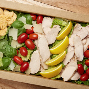 Chicken Caesar Family Salad