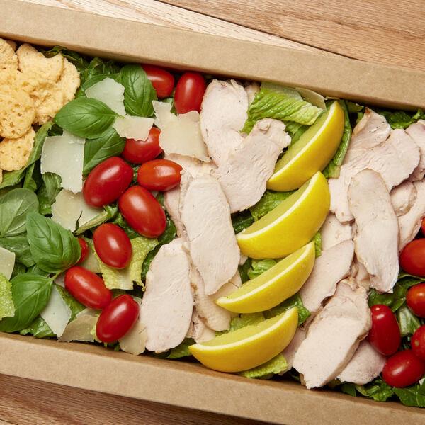 Chicken Caesar Family Salad