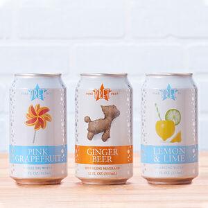 Pure Pret Sparkling Drinks