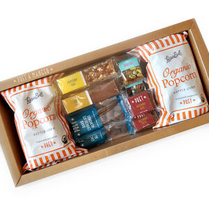 Pret's Movie Night Treat Box