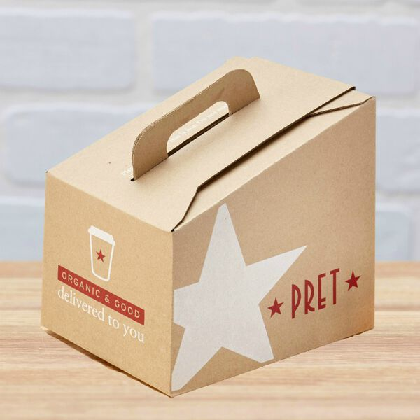 Coffee Box - Pret's Organic Single Origin