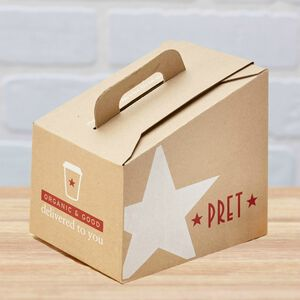 Coffee Box - Pret's Organic Classic Blend