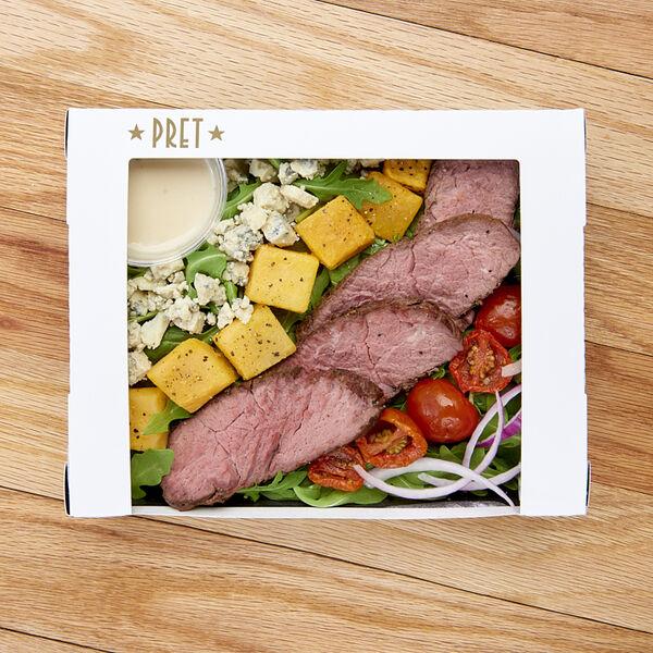 Steak & Gorgonzola Caesar Salad