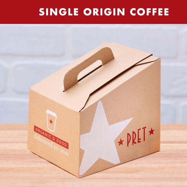 Pret's Single Origin Coffee Box