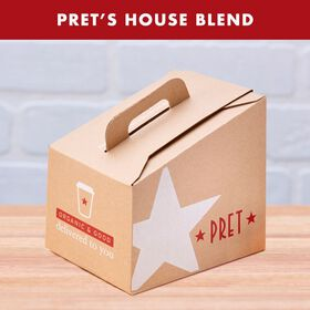 Pret's Light Roast Coffee Box