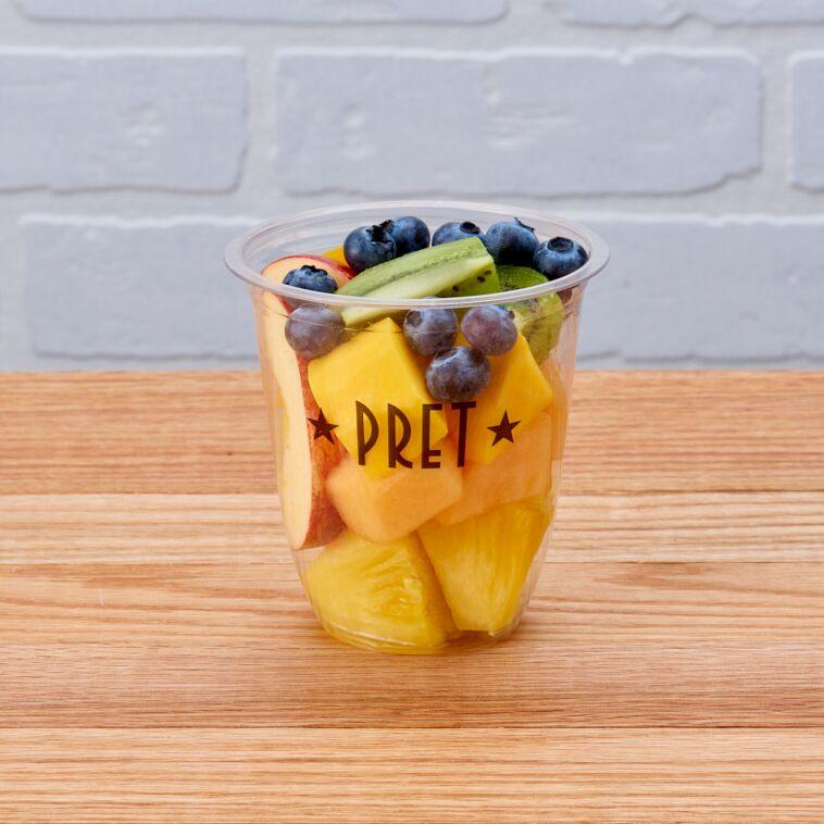 Yogurt & Fruit Pots